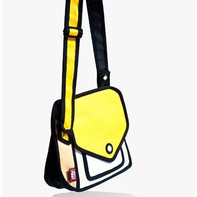 2D shoulder bag 2