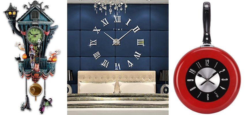 35 Unusual Wall Clocks Warehouse Of Weird