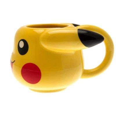3D Pikachu Mug