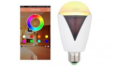 App Controlled Smart Lightbulb