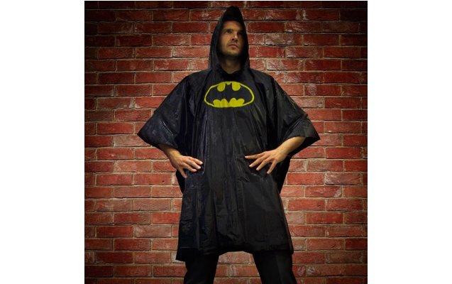Batman Rain Poncho
