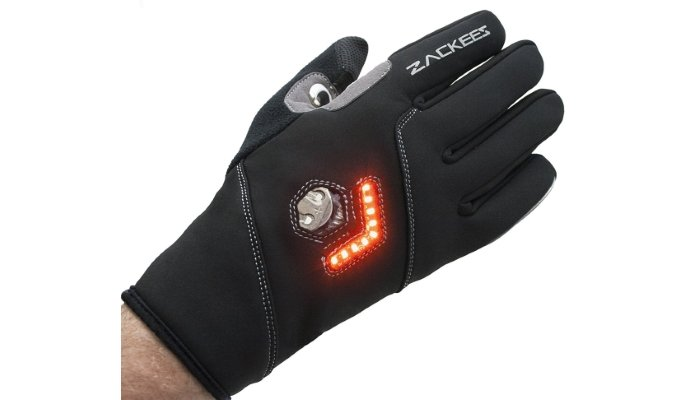 Bicycle Indicator Gloves
