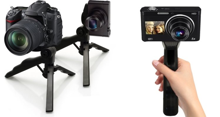 Camera Tripod Stabilizer Selfie Stick