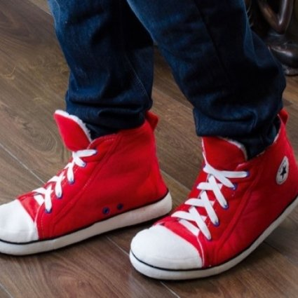 2converse slippers