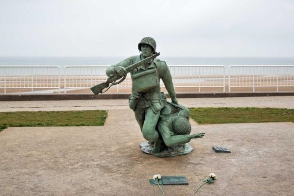 D-day normandy landings tour