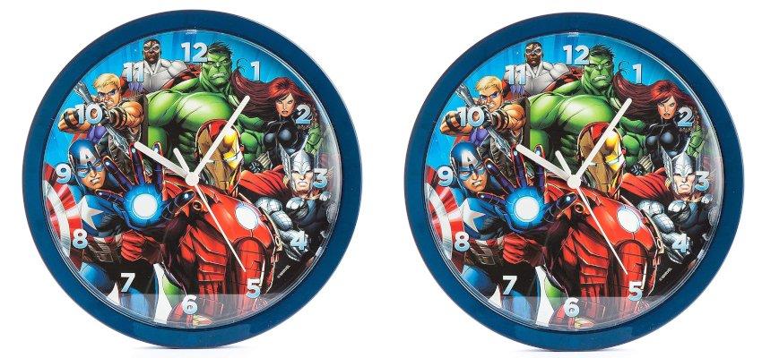 Marvel avengers clock