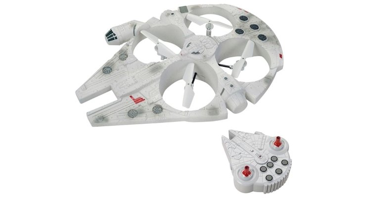 Millenium Falcon RC Flying Drone