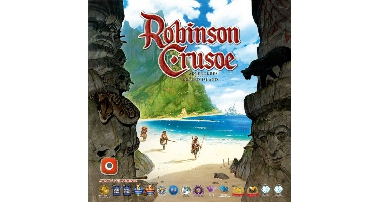 Robinson Crusoe Adventures Cursed Island