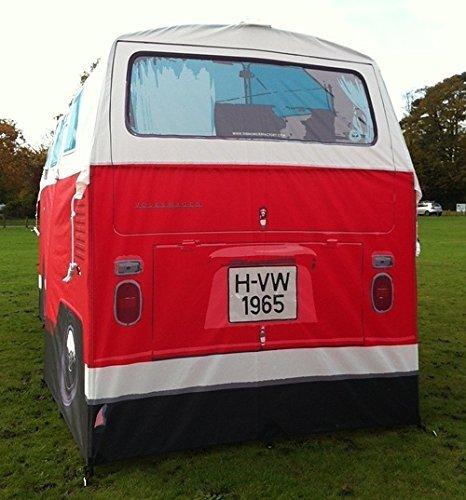 VW Camper Van Tent back