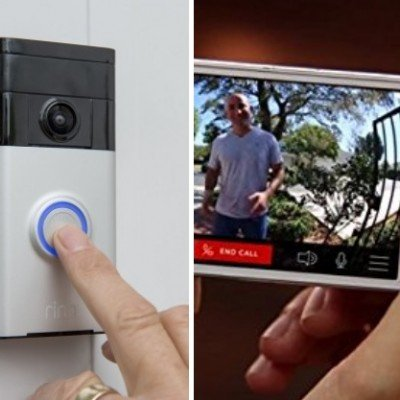 WiFi Doorbell With Camera