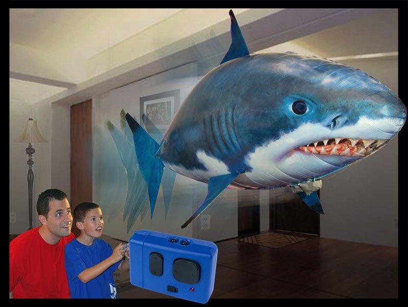air swimmers radio control shark