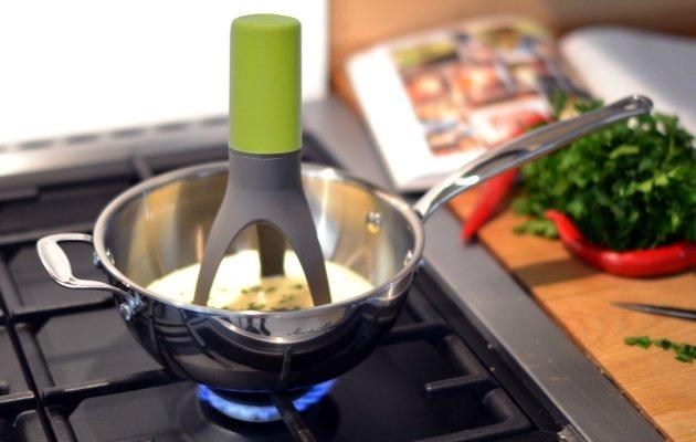 Automatic Pan Stirrer