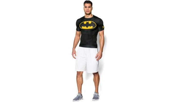 batman compression shirt