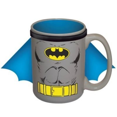 Caped Batman Mug
