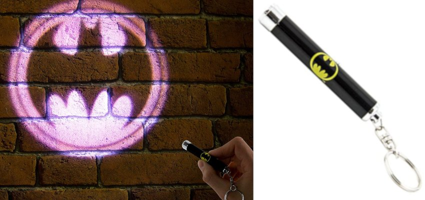 batsignal batman torch 1