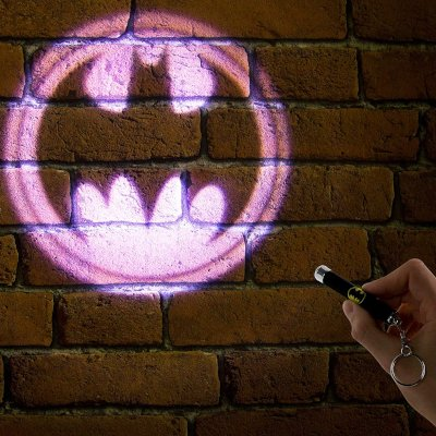 batsignal batman torch