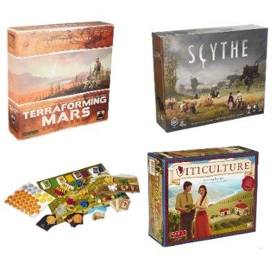 13 Best Solo Board Games in 2018