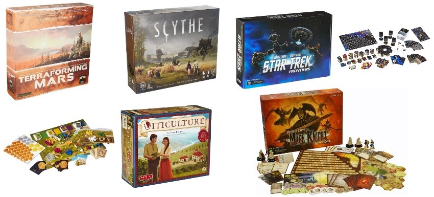 best solo board games