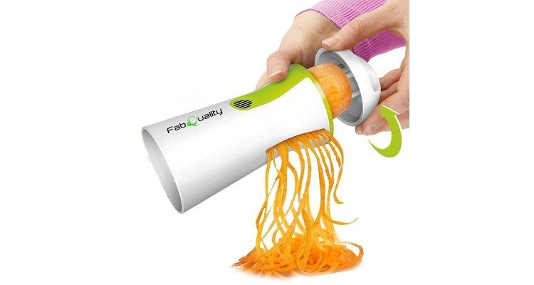 best vegetable spiralizer wide