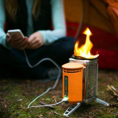 Camp Stove USB Charger