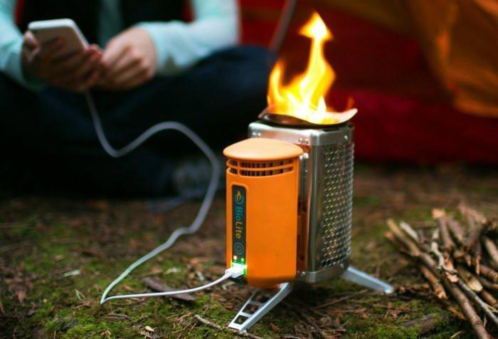 biolite camping stove usb