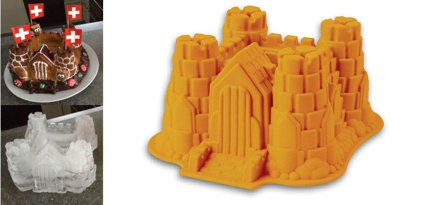 castle cake mould 1