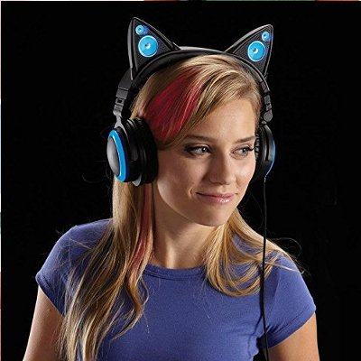 cat ear speaker headphones 3