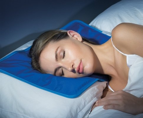 chilled cold pillow insert