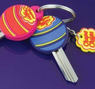 Chupa Chups Scented Key Covers