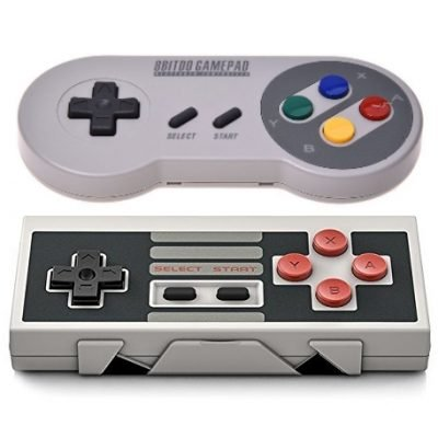 Classic Bluetooth Nintendo Controllers