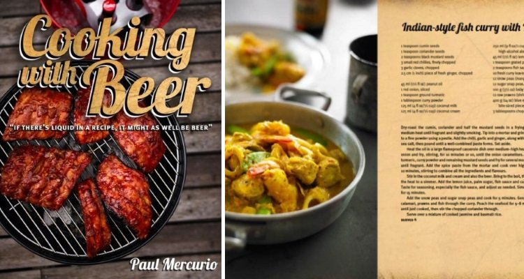cooking with beer cookbook