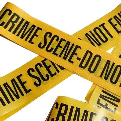 CRIME SCENE DO NOT ENTER Tape