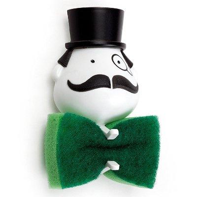 Dapper Gentleman Sponge Holder