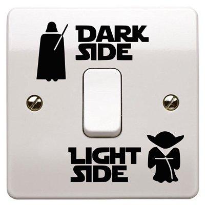 Light Side / Dark Side Switch Stickers