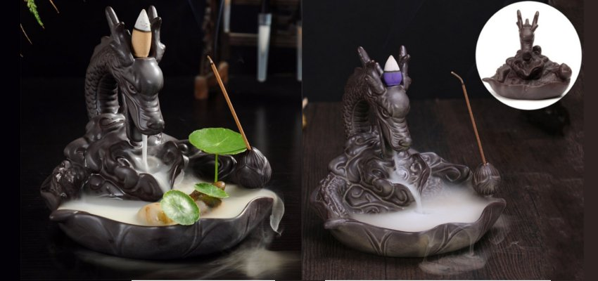 dragon incense burner 1