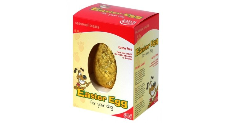 Hatchwell easter egg for dogs