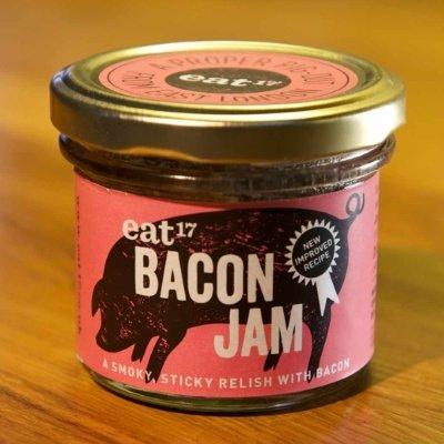 Smoky, Sticky, Bacon Jam