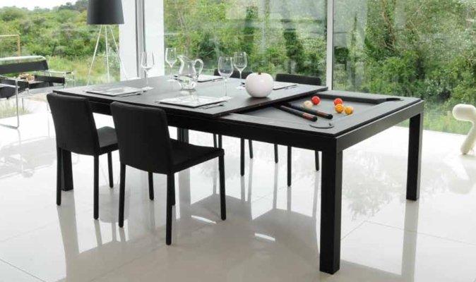 executive multipurpose pool table