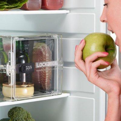 fridge locker