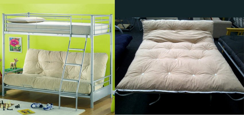 futon bunk bed 1