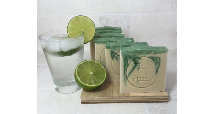 gin tonic soap