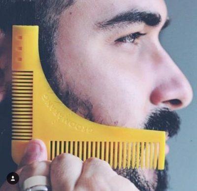 Beard Shaper Comb
