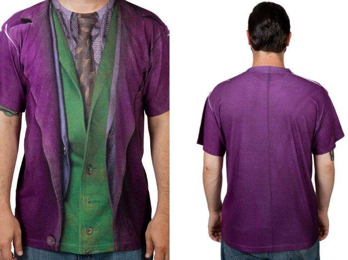 Buy UK Joker T-shirt Costume