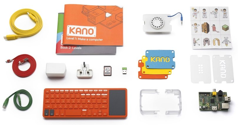 kano build your own computer kit