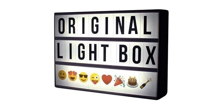 locomocean light box