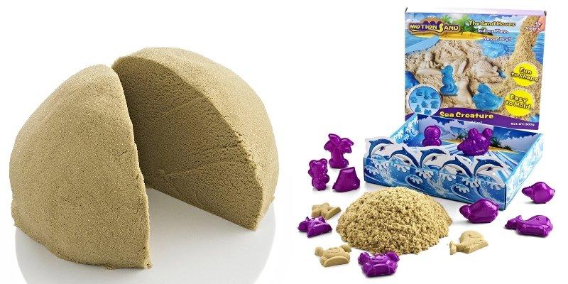 magic sand playset