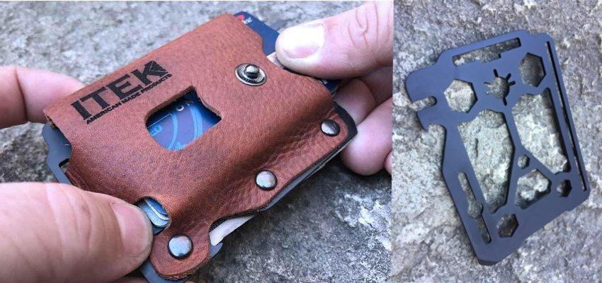 minimalist multitool wallet