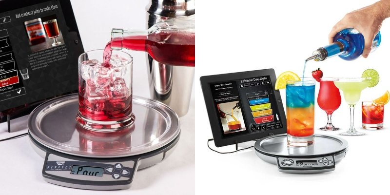 Perfect drinkmaking scales app warehouse of weird for Perfect drink bluetooth scale