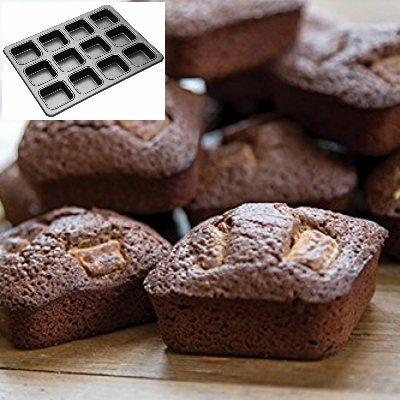 Perfect Edge Brownie Tin