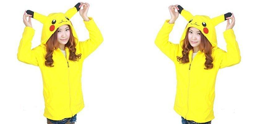 pikachu hoodie 1
